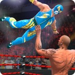 WRESTLING MANIA : WRESTLING GAMES & FIGHTING BigTime Games