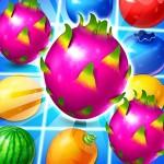 Dragon Fruits: Match 3 Adventure Fruit Candy Bubble Puzzles