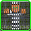 Escape from roblox prison life map for MCPE Indiegamie