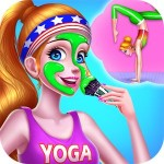 Yoga Girls Makeover – Fitness Salon KiwiGo