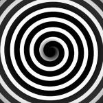 錯視 – 渦巻きめまいの移動効果 MARIMURI GAMES