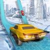 不可能 スタント 車 メガ ランプ 氷 レーシング Nemo Games 3D Simulator