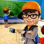 幼稚園 子供たち シミュレータ 教育 学習 ゲーム Nemo Games 3D Simulator