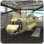 Army Helicopter Marine Rescue GamePickle