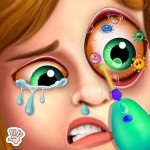 ER 眼 手術 医師 シミュレータ ゲーム Rock Paper Scissors Games
