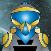 Galactic Glider for iPad Scott Johnson