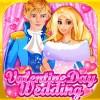 Valentine Day Wedding DressUp ZHANG ZHIMIN