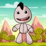 Sack Puppet Doll Adventure Racing Baby Animals LLC