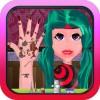 Nail Doctor Game High Girls – Monster Version Julian Dario