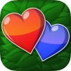 Valentine Hearts – Romantic Puzzle CROWN Girls Apps