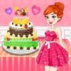 Valentine Cake Contest Color Girl Games