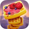 Waffle Tower – Food Craft SERGEY ERMOLAEV