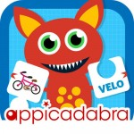 I can read my first words Appicadabra