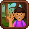 Nail Doctor Game for GIrls: Dora Version German Techera