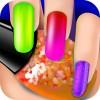Nail Beauty Salon – girls games WU LIN