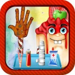 Nail Doctor Game for Shopkins Club Version Damian Lescano