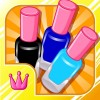 Nail Art Salon -colorgirlgames Color Girl Games