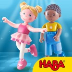 HABA Little Friends Dance Fox and Sheep GmbH