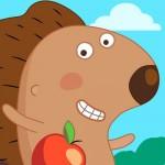B&B アップルジャム – キッズゲーム。 Bob&Bean